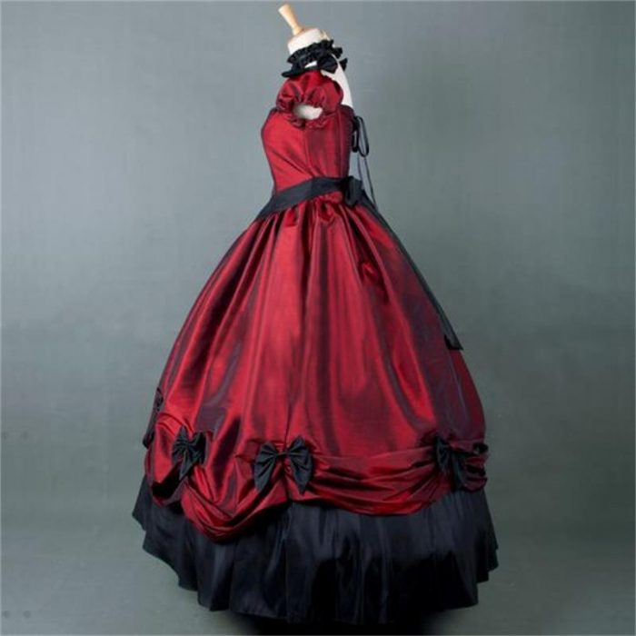 Southern Belle Victorian Dresses