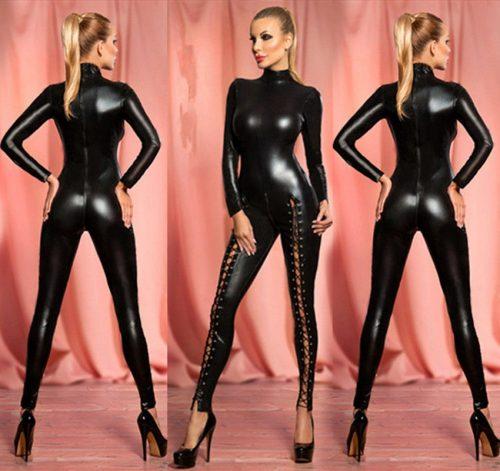 Full Body Catwoman Costume