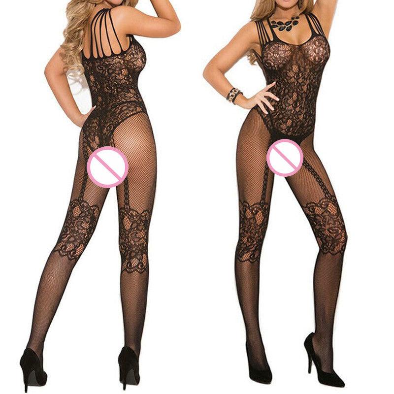 Sexy Mesh Body Stocking