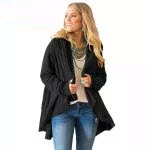 Casual Long Sleeve Chenille Sweater