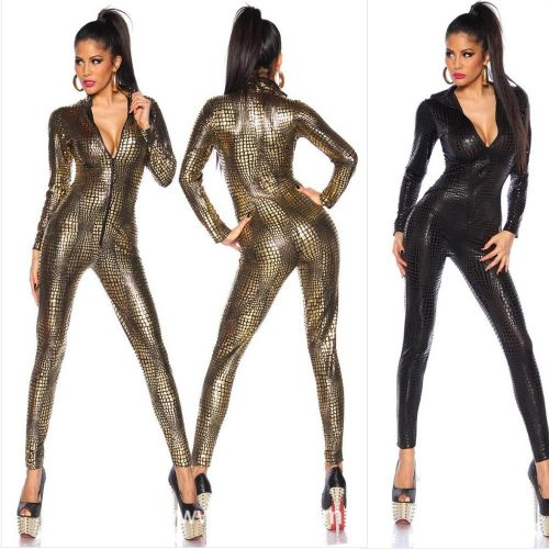 Shiny Catwoman Costume