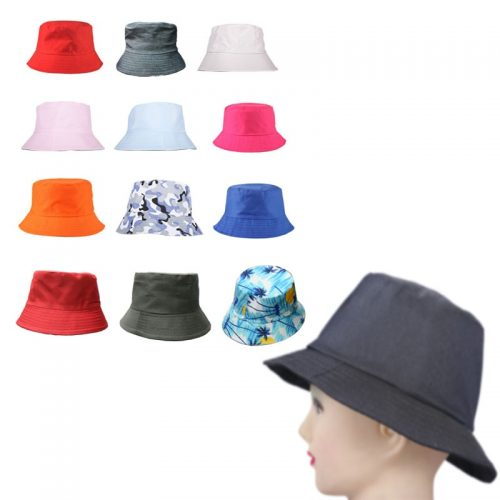Fashionable Bucket Boonie Hat
