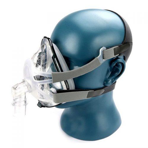 Full Face Respirator Nasal Mask With Headgear