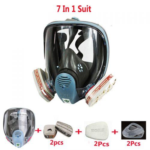 Dust Gas Mask Full Face Respirator
