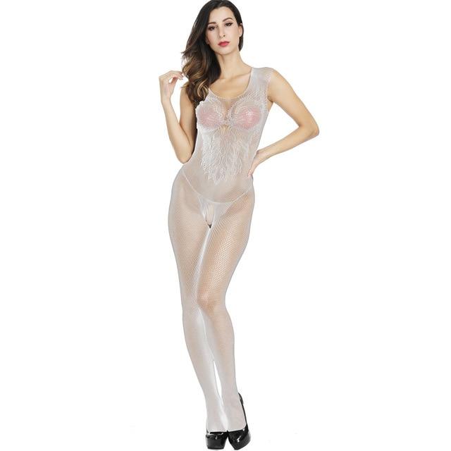 Transparent Body Stocking