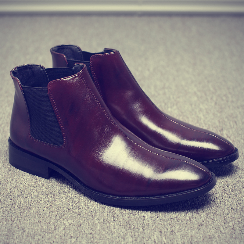 Winter-Spring Chelsea Boots