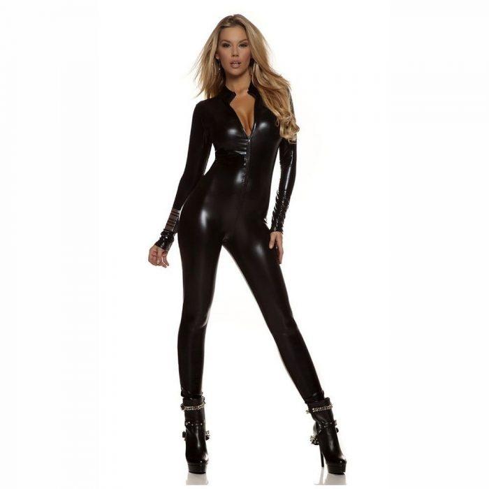 Sleek Catwoman Costume