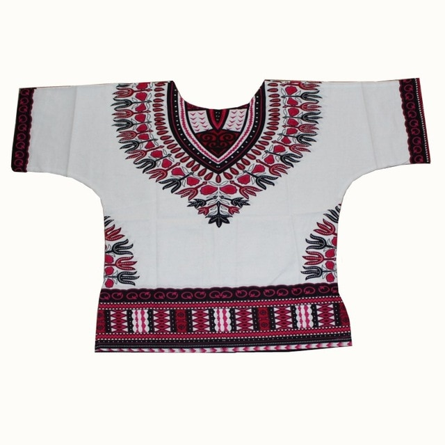 Kids Dashiki T-shirts