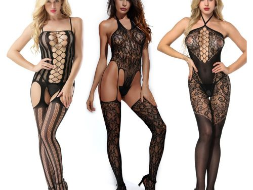 Sexy Body Stocking Lingerie