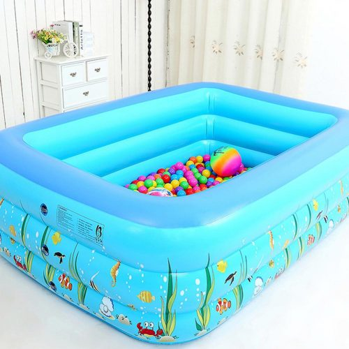 Childrens Inflatable Pool