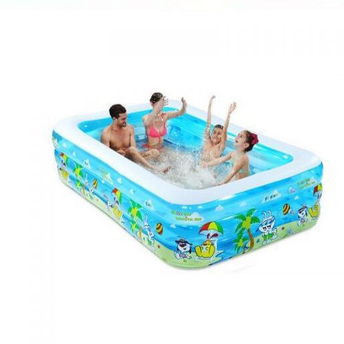 Summer Play Inflatable Pool