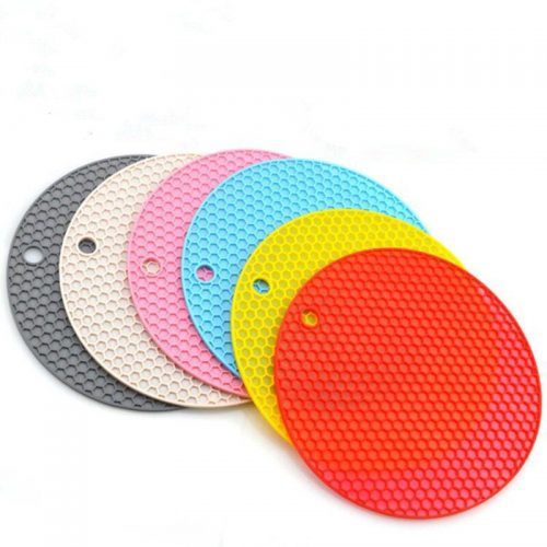 Colorful Hot Pads