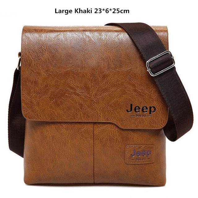Quality Leather messenger bag