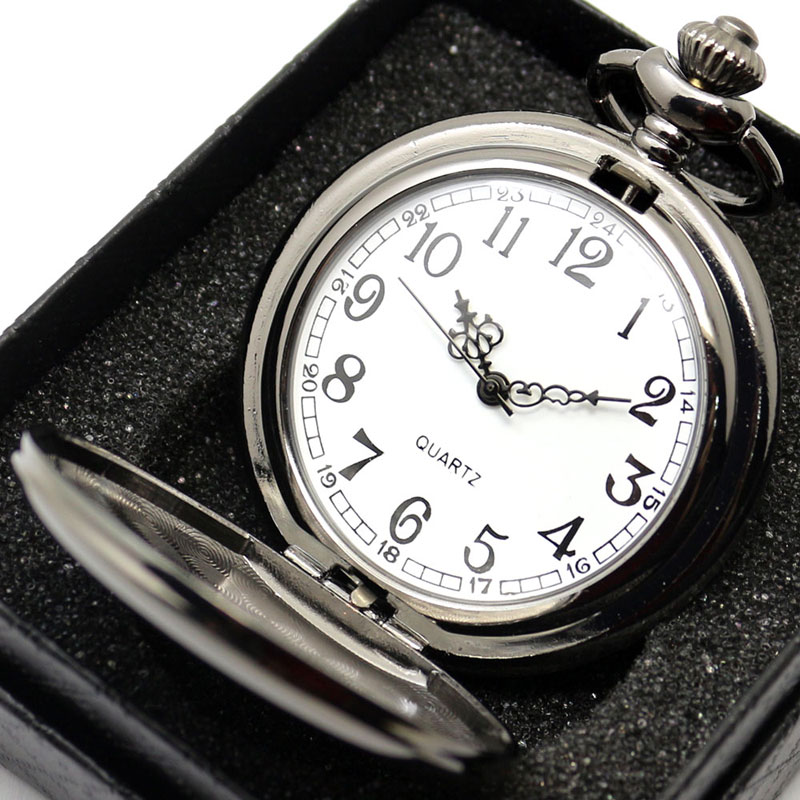 Smooth Fashionable Pocket Watch