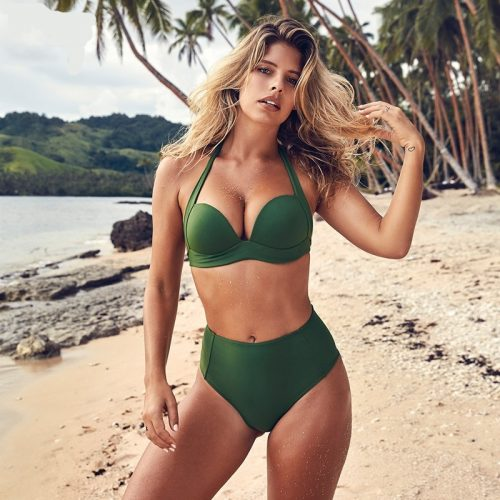Women's High Waisted Swimsuit