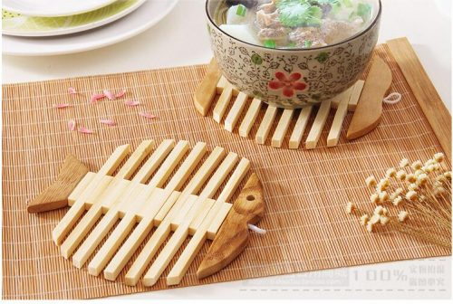 Exquisite Bamboo Hot Pads