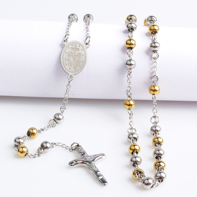 Fashion Crucifix Necklace