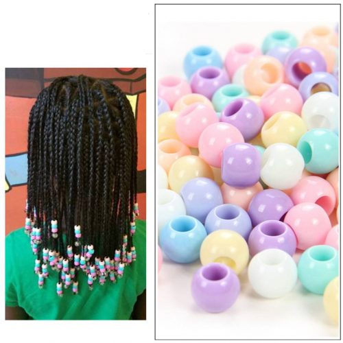 Kids Beautiful Hair Beads