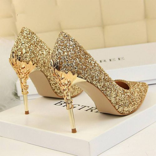 Sexy Bling Stiletto Heels