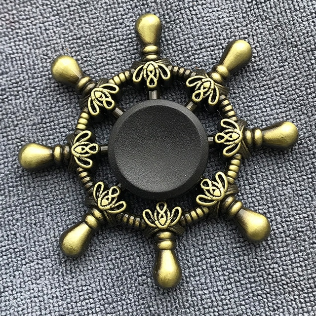 Bronze Cool Fidget Spinners