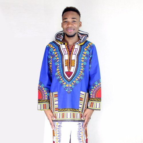Pure African Dashiki Shirt
