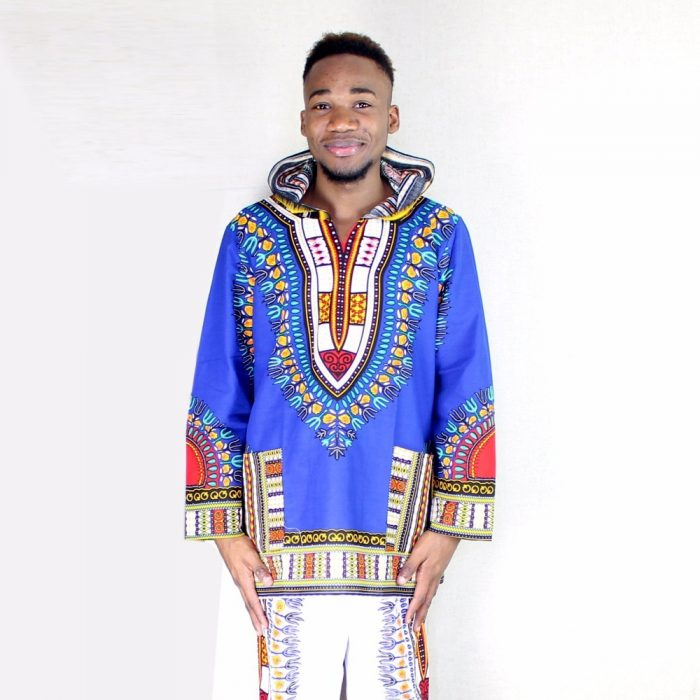 Pure African Dashiki Shirt