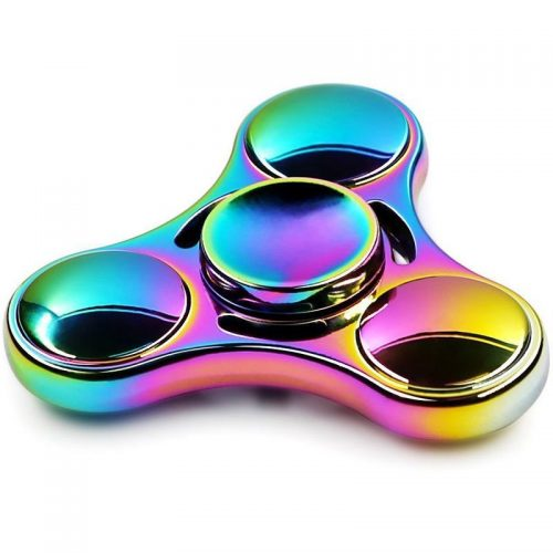 Rainbow Cool Fidget Spinners