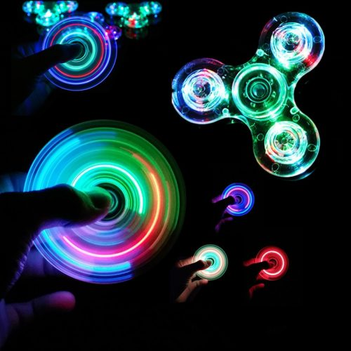 Luminous Cool Fidget Spinners