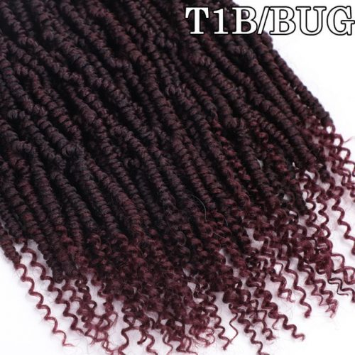 Twists Crochet Hair Extensions