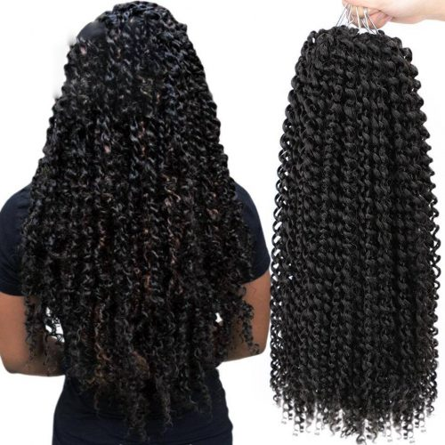 Long Twist Synthetic Hair Extension