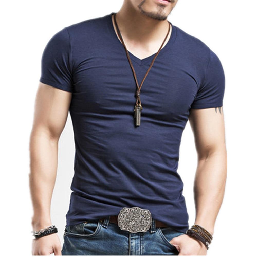 Beautiful Fitness V-neck T-Shirt