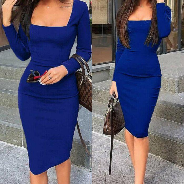 Sexy Women Bodycon Dress