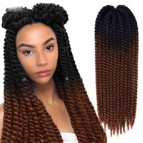 Twist Hair crochet braids
