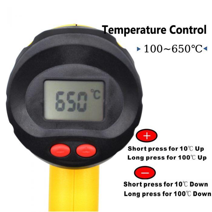 Industrial Electric Heat Gun