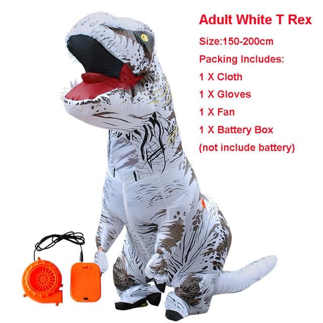 T-REX Inflatable Dinosaur Costume