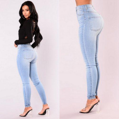 Hot Women Skinny Jeans