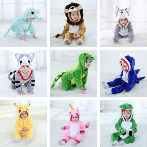 Fancy Animals And Dinosaur Costume