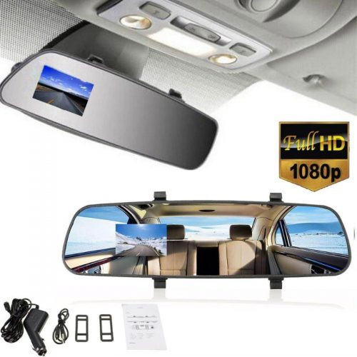Sleek Hd Mirror Cam
