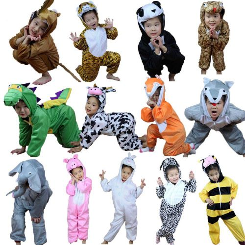 Kids Animal And Dinosaur Costume