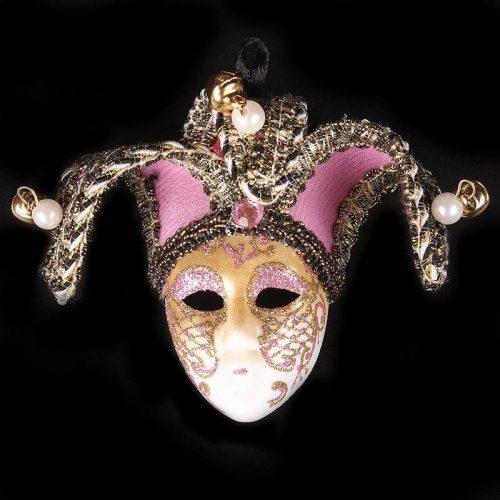 Jester Style Drama Masks