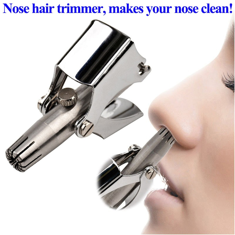 Portable Nose Hair Trimmer