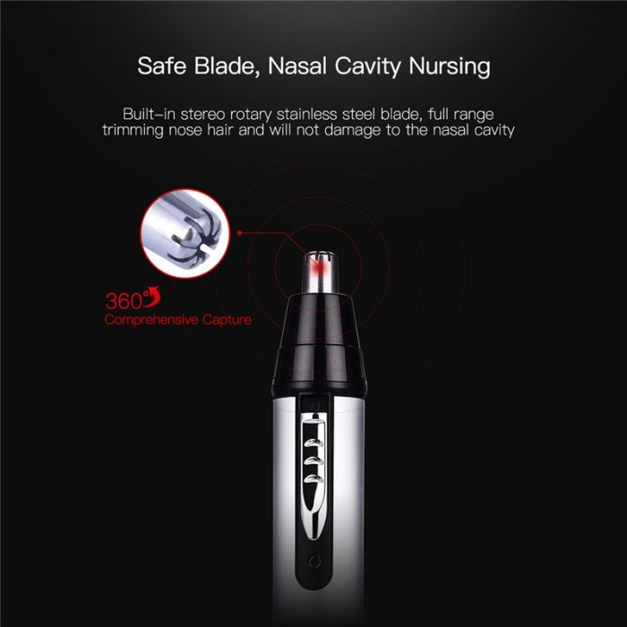Electric Nose Hair Trimmer