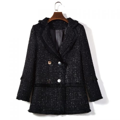 Quality Ladies Tweed Jacket