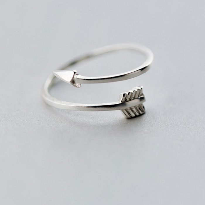 Midi Love Arrow Toe Rings