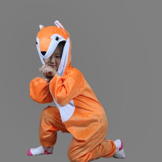 Fancy Animals And Dinosaur Costume