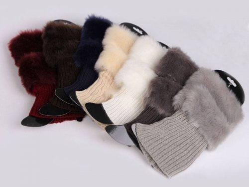 Women Winter Leg Warmers