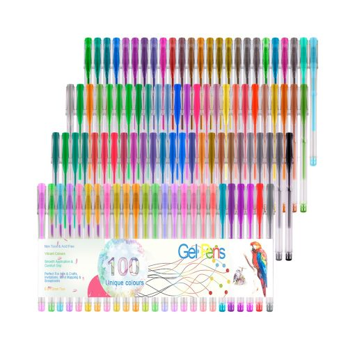 Color Highlighter Gel Pens
