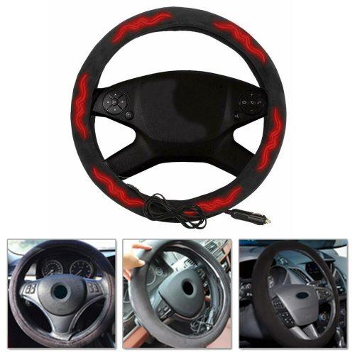 14.5 Heated Steering Wheel Cover