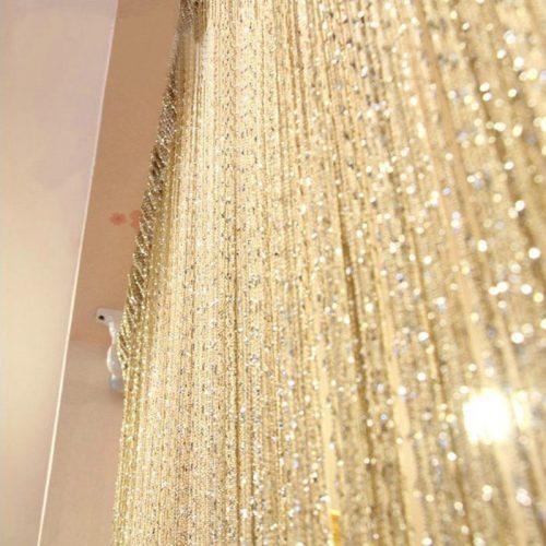 Luxury Crystal Beaded Curtains