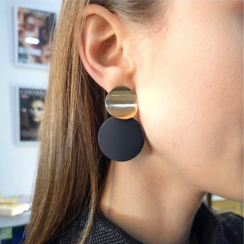 Non-Pierced Clip On Earrings